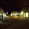 彼女へプロポーズの場所にオススメ!!星野リーゾートトマムにある氷の街、アイスビレッジ。