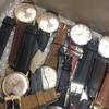 時計店の廃業。時計の在庫の大量買取へ行ってまいりました。
