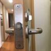 【DIY】トイレのドアレバーハンドルの交換