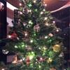 やっとクリスマスモードです(^^;)