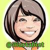 iPadproで描いた 新垣結衣さんの似顔絵。動画なし