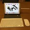 iPad(タブレット)はパソコンの代わりになるのか??初心者のパソコンの使い方だと問題なく代用して使えます( ^∀^)