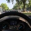 車を運転すると生活に馴染んだ景色が見えます