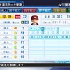 【OB・パワプロ2018】沖原佳典(2005楽天)