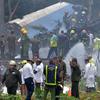 キューバの首都・ハバナの国際空港近くで離陸直後のボーイング737が墜落!乗客105人・乗員9人が搭乗!!