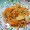 今日の晩飯 豆腐の肉そぼろあんかけを作ってみた