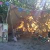 石垣島ビーチフェスレポート②♪ フェス会場にシェブロン柄が咲き誇り(←ちょっと盛ってます)、私の願いが叶った日