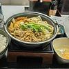 吉野家『牛すき鍋膳』を美味しく食べる方法を紹介!