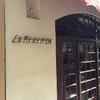 La Merendaで食事。