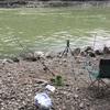 雰囲気も含めてのうなぎ釣り、王道の竿釣りで夏の夜を楽しむ
