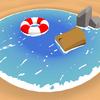 【Unity】3D でトゥーン調の水を使用できる「Toon Water Shader」紹介