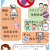 新型コロナ・インフル対応2⃣ 対応見える化ジロジロ(児童発達支援・放課後等デイサービス)