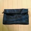 ゼロから始めるコーディネート⑤ 古着屋で購入したクラッチバッグ!