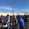 Kinser camp Road race