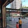 クアラルンプール@マレーシア  パビリオン→ペトロナスツインタワーの見える公園で水遊び♫