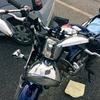 人身事故の被害者になってバイクもぶっ壊れた