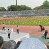 国体開会式(9月28日)