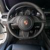 911(991-1型)ステアリング交換(とフロアマット交換)