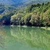 立岩湖(長野県南相木)