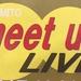 LIVE『MEET UP Vol.6』は今度の日曜日!