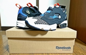 【靴】INSTAPUMP FURY OG SR【Reebok CLASSIC 2018SS】