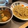 三豊麺で濃厚つけめん(三ノ宮)