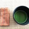 お濃茶のお稽古と茶花