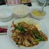 【渋谷ラーメン】中華料理「兆楽」の焼肉定食が美味しかった【評価感想】