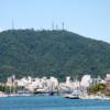 徳島市を象徴する山 眉山がピンチ!地域の新聞と放送局は調査報道しない!