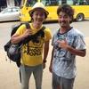 ミャンマー最後のバス、さよならミャンマー!再びタイへ。