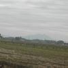 筑波山はようやく視認した