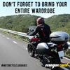 Choosing the Best Motorcycle Luggage