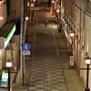 JR黒崎駅前の夜景 福岡県北九州市八幡西区黒崎