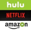 Hulu、Netflix、Amazonを比較した結果、全部契約しちゃえばいいと思った