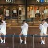 2018年11/11(日) MELLOW MELLOW 「君にタップ」リリースイベント西武百貨店東戸塚1階正面入口前