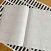 【無印良品で献立ノート】4コマノートを活用して家事をスムーズに。