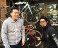 好きが高じて趣味が仕事に! ~世界屈指の電気街AKIBAで自転車屋を開業した2人の趣味人~