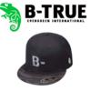 【EVERGREEN】B-TRUE人気キャップ「フラットキャップ タイプA・B」に新色追加!
