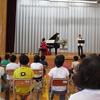 長野で学校コンサート