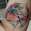人のタトゥーを決める話。