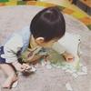 息子 1歳1ヶ月  11ヶ月〜頃からの成長が著しいっ!