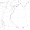 1983年に関東に接近した台風