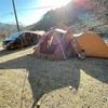 【4回目】初年越しキャンプと初ドッキング‼︎