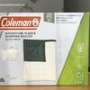 子供の冬の寝冷え対策に、コールマンのシュラフを買いました