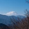 秀麗富嶽十二景|中央本線で行く山歩き@高畑山-倉岳山 2019.2.17