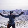 木曽駒ヶ岳で2020年の登り納め