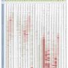 主要国の新型コロナウイルス禍、3月以降状況一覧表 (6月3日 現在)