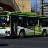 国際興業バス 6734号車