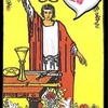 実はたまにこんな風に見えているカード達・・・タロット大喜利「魔術師」