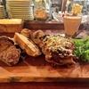 大晦日はパーラー江古田で絶品ランチを!本日限定いのしし肉のラザニア&ラテアート付きチョコカプチーノ。もちろんパンも最高です!